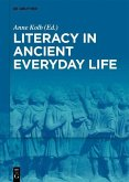 Literacy in Ancient Everyday Life (eBook, PDF)