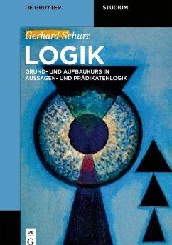 Logik (eBook, PDF) - Schurz, Gerhard