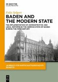 Baden and the Modern State (eBook, PDF)