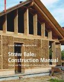 Straw Bale Construction Manual