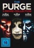 The Purge - Die Säuberung / The Purge: Anarchy / The Purge: Election Year DVD-Box