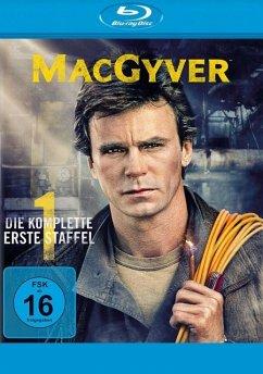 MacGyver - Season 1 BLU-RAY Box
