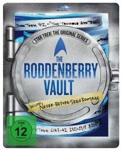 STAR TREK - Roddenberry Vault Steelbook - Nichelle Nichols,James Doohan,Leonard Nimoy