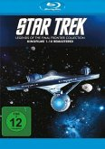 STAR TREK I-X Box - Remastered BLU-RAY Box