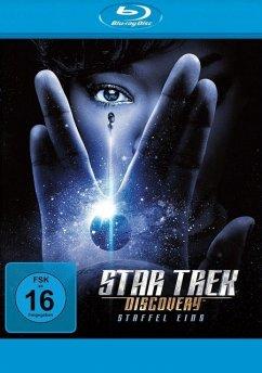 Star Trek: Discovery - Staffel 1 BLU-RAY Box - Sonequa Martin-Green,Doug Jones,Shazad Latif