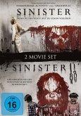 Sinister 2 Movie Set (2 Discs)
