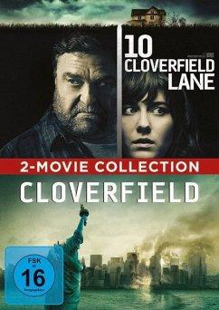 Cloverfield & 10 Cloverfield Lane - 2 Disc DVD - Mike Vogel,Lizzy Caplan,Jessica Lucas