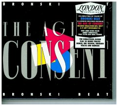 The Age Of Consent (2cd) (Remastere - Bronski Beat