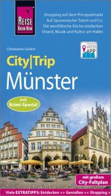 Reise Know-How CityTrip Münster mit Krimi-Special - Görlich, Christopher