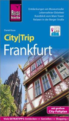 Reise Know-How CityTrip Frankfurt - Krasa, Daniel