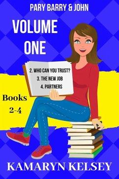 Pary Barry & John- Books 2-4 (eBook, ePUB)