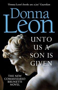 Unto Us a Son Is Given (eBook, ePUB) - Leon, Donna
