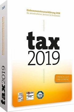 tax 2019 als DVD-Box - (Steuererklärung 2018)
