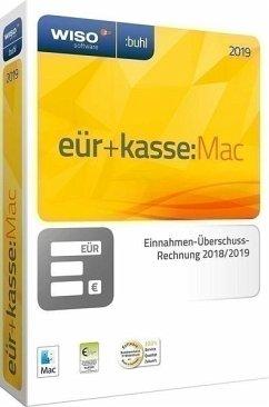 WISO EÜR+Kasse:Mac 2019 - Einnahmen-Überschuss-Rechnung 2018/2019