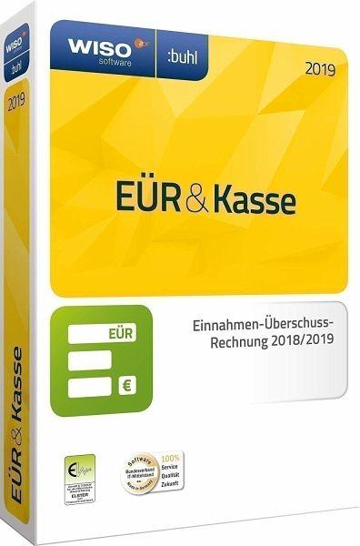 Wiso Eür Kasse 2019 Einnahmen überschuss Rechnung 20182019