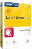 WISO Lohn & Gehalt 365 (aktuelle Version 2019) - Die ideale Software für die Lohnbuchhaltung in Unternehmen