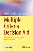 Multiple Criteria Decision Aid (eBook, PDF)