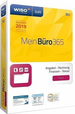 WISO Mein Büro 365 Plus: Angebote & Rechnungen, Einnahmen & Ausgaben, Online Banking & Steuer