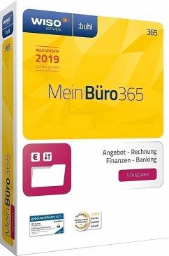 WISO Mein Büro 365 Standard: Angebote & Rechnungen, Einnahmen & Ausgaben, Online Banking