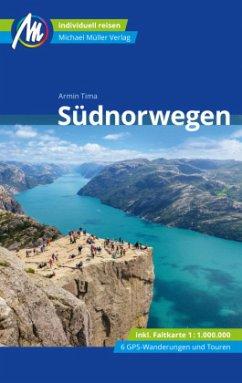 Südnorwegen Reiseführer Michael Müller Verlag - Tima, Armin