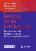 Innovation Sozialer Dienstleistungen (eBook, PDF)