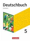 Deutschbuch Gymnasium 5. Schuljahr - Schülerbuch