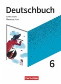 Deutschbuch Gymnasium 6. Schuljahr- Niedersachsen - Schülerbuch