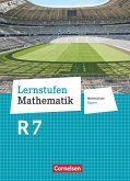 Lernstufen Mathematik 7. Jahrgangsstufe - Mittelschule Bayern. Für R-Klassen - Schülerbuch
