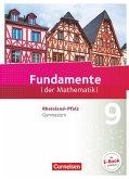 Fundamente der Mathematik 9. Schuljahr - Rheinland-Pfalz - Schülerbuch