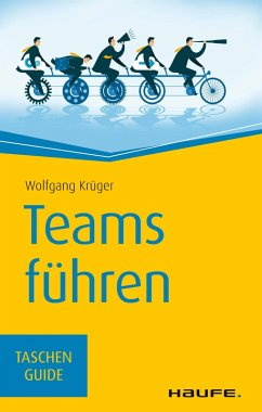 Teams führen (eBook, ePUB) - Krüger, Wolfgang