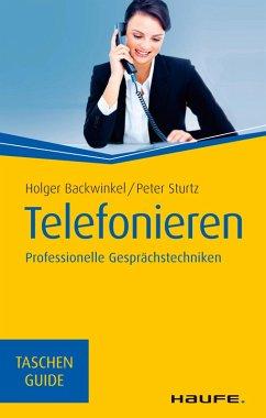 Telefonieren (eBook, ePUB) - Sturtz, Peter; Backwinkel, Holger