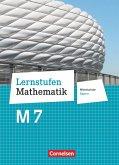 Lernstufen Mathematik 7. Jahrgangsstufe - Mittelschule Bayern. Für M-Klassen - Schülerbuch