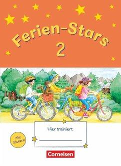 Ferien-Stars 2. Schuljahr - Übungsheft - Brune, Jasmin; Elsner, Daniela; Gleixner-Weyrauch, Stefanie; Lugauer, Marion; Schwarz, Sabine
