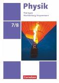 Physik 7./8. Schuljahr - Ausgabe A - Schülerbuch