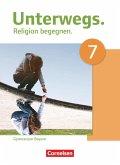 Unterwegs 7. Jahrgangsstufe - Gymnasium Bayern - Schülerbuch