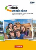Politik entdecken Band 2: 9./10. Schuljahr- Gemeinschaftskunde Baden-Württemberg Differenzierende Ausgabe - Schülerbuch