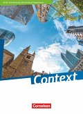 Context- Berlin/Brandenburg/Mecklenburg-Vorpommern. Schülerbuch