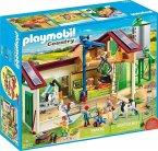 PLAYMOBIL® 70132 Großer Bauernhof mit Silo