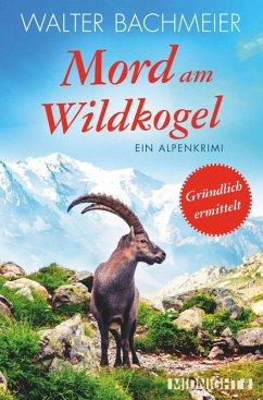 Mord am Wildkogel / Tina Gründlich Bd.6 (eBook, ePUB) - Bachmeier, Walter