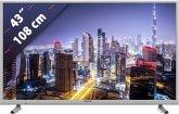 Grundig 43 GUS 8960 silber 108 cm (43 Zoll) Fernseher (4K / Ultra HD)
