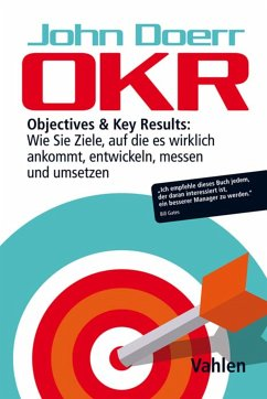 OKR (eBook, ePUB) - Doerr, John