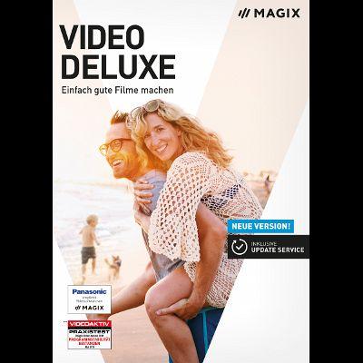 Magix Video Deluxe 2019 (Download für Windows)