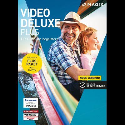 Magix Video Deluxe 2019 Plus (Download für Windows)