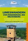 Limeswandern: Von Rheinbrohl bis Miltenberg (Mängelexemplar)