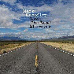 Down The Road Wherever - Knopfler,Mark