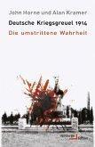 Deutsche Kriegsgreuel 1914 (eBook, ePUB)