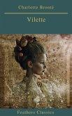 Villette (Best Navigation, Active TOC)(Feathers Classics) (eBook, ePUB)