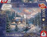 Weihnachten in den Bergen, Limited Edition (Puzzle)
