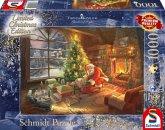 Der Weihnachtsmann ist da!, Limited Christmas Edition (Puzzle)