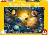 Unser Sonnensystem (Kinderpuzzle)